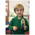 We had great fun making our peg dolls.