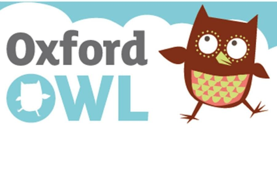 Click on the picture to take you to the Oxford Owl site