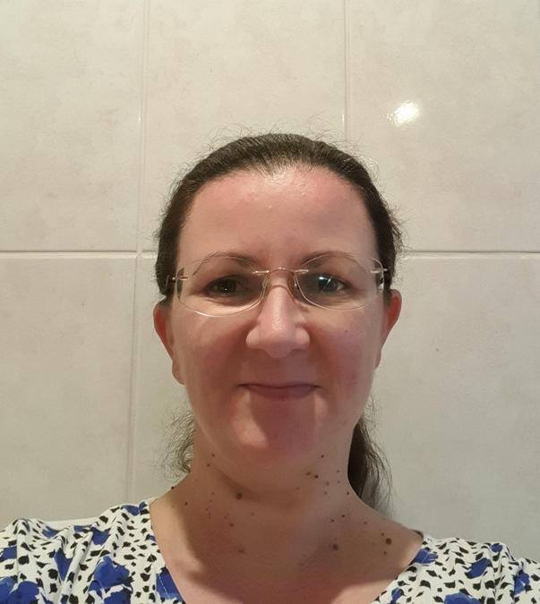 Mrs S. Davies Class Teacher (Monday & Tuesday)