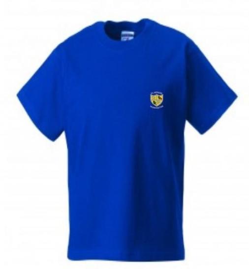 School PE T-shirt
