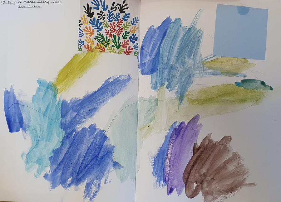 Learning about Matisse