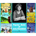 Reception will explore Julia Donaldson books