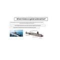 Design Tech 21/5/20 - submarine research