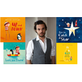 Oliver Jeffers is exciting Y1