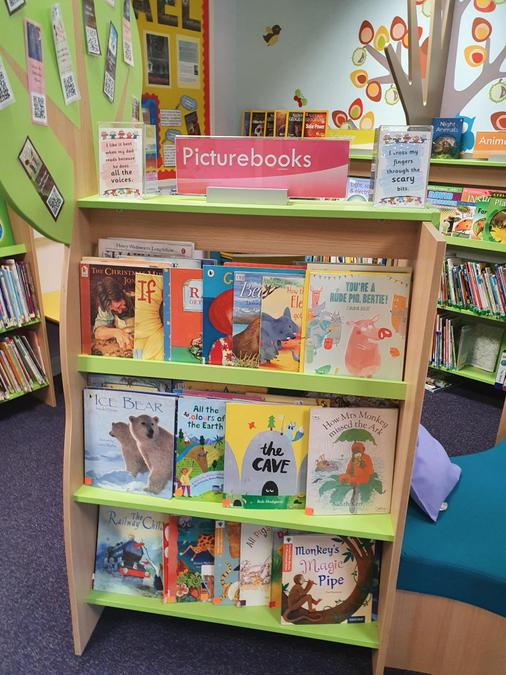 Picture Books for Younger children.