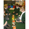 Using control equipment in Reception