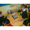 Counting in Reception.