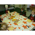 Practical activities for fractions in Year 1.