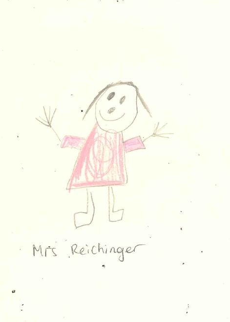 Mrs M. Reichinger - Deputy Head Teacher