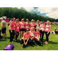 The 'Pretty Muddy' Team.
