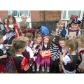 We all had fun on Pirate Day.