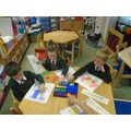Numicon helps us to count.