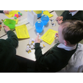 Problem solving in Year 1.