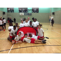 Indoor athletics - Second in group