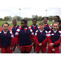 St Paulinus athletics team come 4th in the Borough