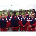 St Paulinus athletics team come 4th in the Borough