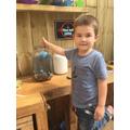 Alfie's aquarium