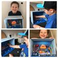 Joshua's aquarium - fab!!