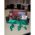 School made hamper for V & B builders
