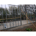 Steel frame added - Week 1