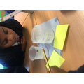 Science - observing a reaction