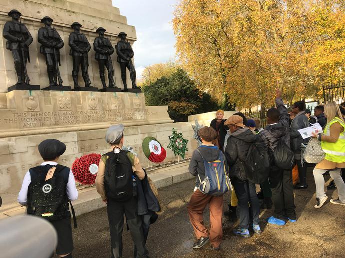 Horse Guards Memorial