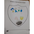 Ariella's family coat of arms!