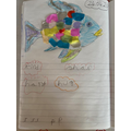 Anna's rainbow fish