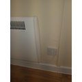 New heaters installed on the weekend - Week 7