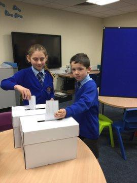 Voting in our election