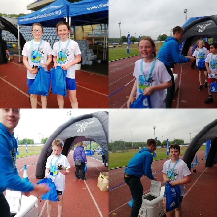 Triathlon completed