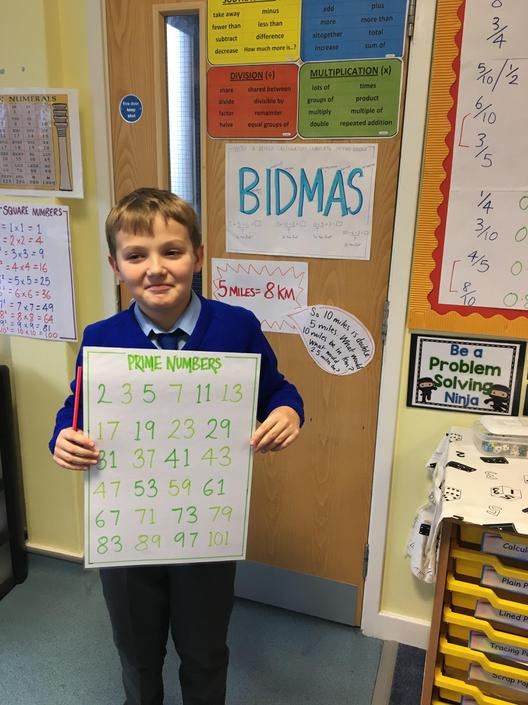 Any idea what BIDMAS stands for?