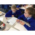 Collaborative writing in Year 6