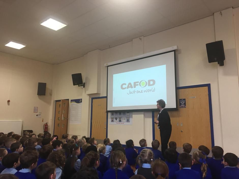 Cafod assembly