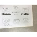 Friendship work in Year 4