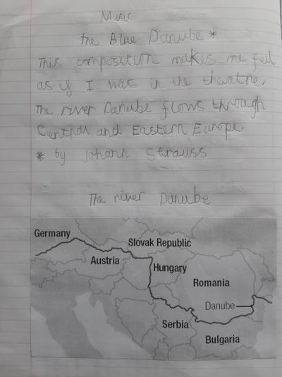 Sven's comments about The Blue Danube