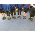 Odd Socks Day during anti-bullying week