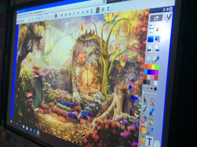 Exploring Fantasy Settings