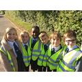 Road safety training!