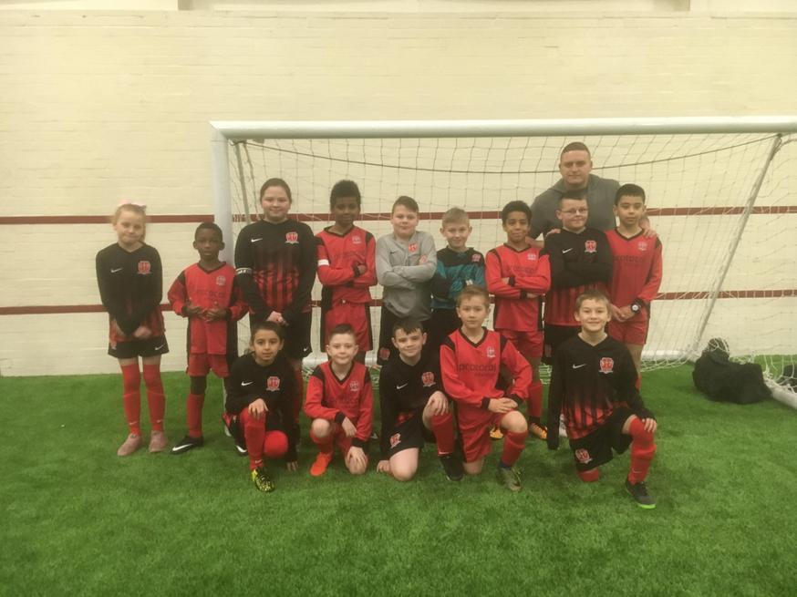 Manchester United Primary Stars