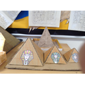 A super set of pyramids.
