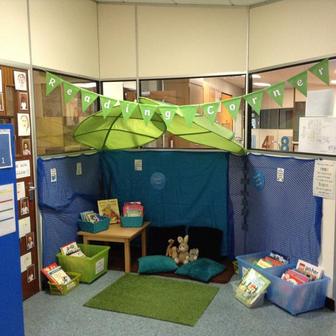 Willow 1 - Year 2 Reading Area