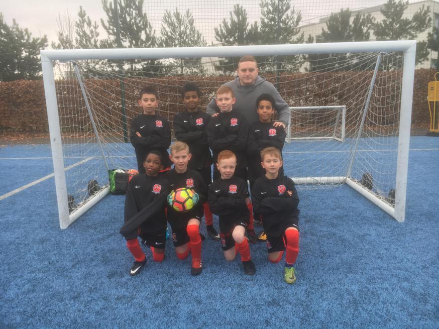 Manchester City Primary Stars