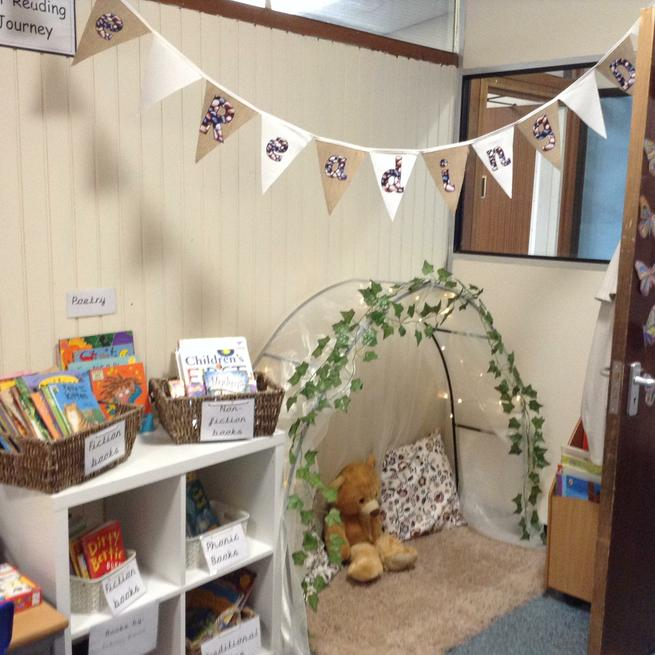 Willow 2 - Year 2 Reading Area