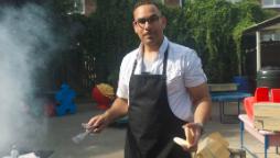 BBQ at The Summer Fair