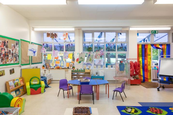 Reception classroom 1