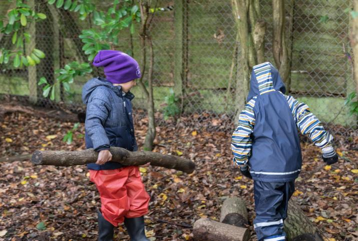 Forest School Year 2