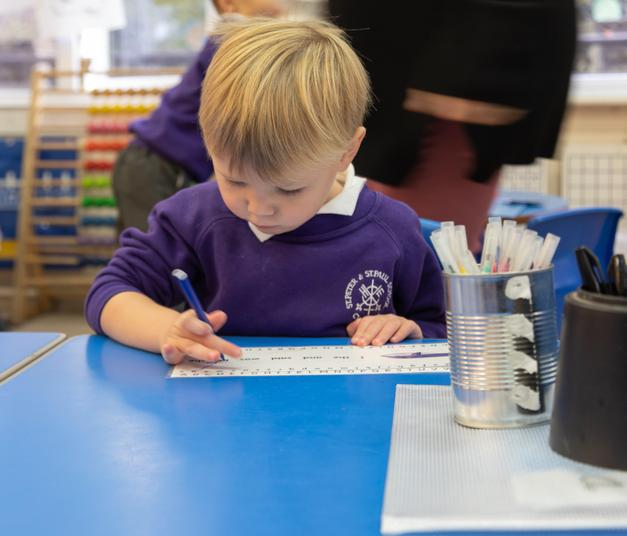 Reception Writing