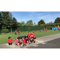 Year 1 lunchtime playtime