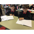 KS2 learning - all in rows during Covid-19